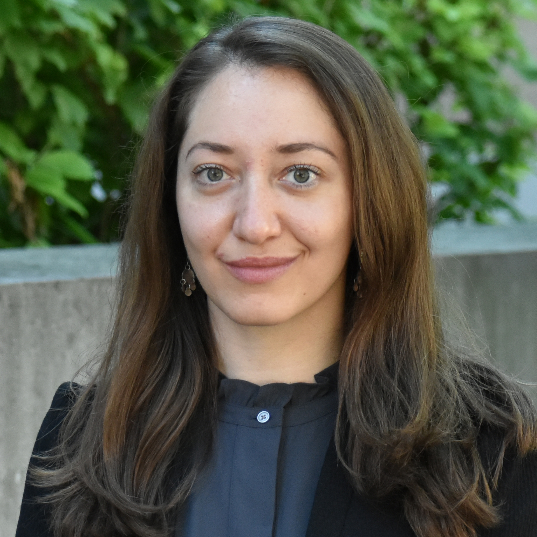 Visiting Fellow Denisa Jashari