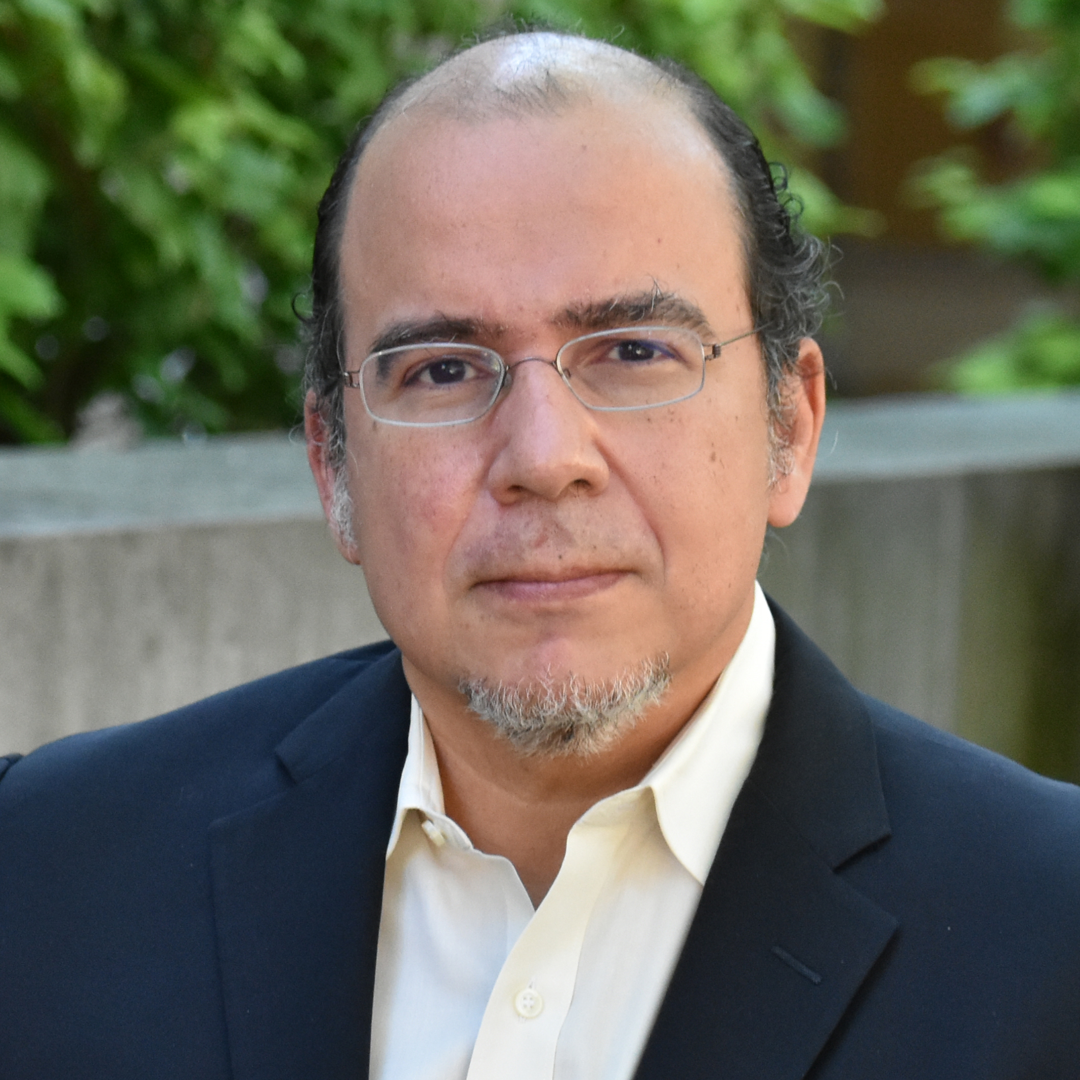 Kellogg Institute Visiting Fellow Francisco Rodríguez