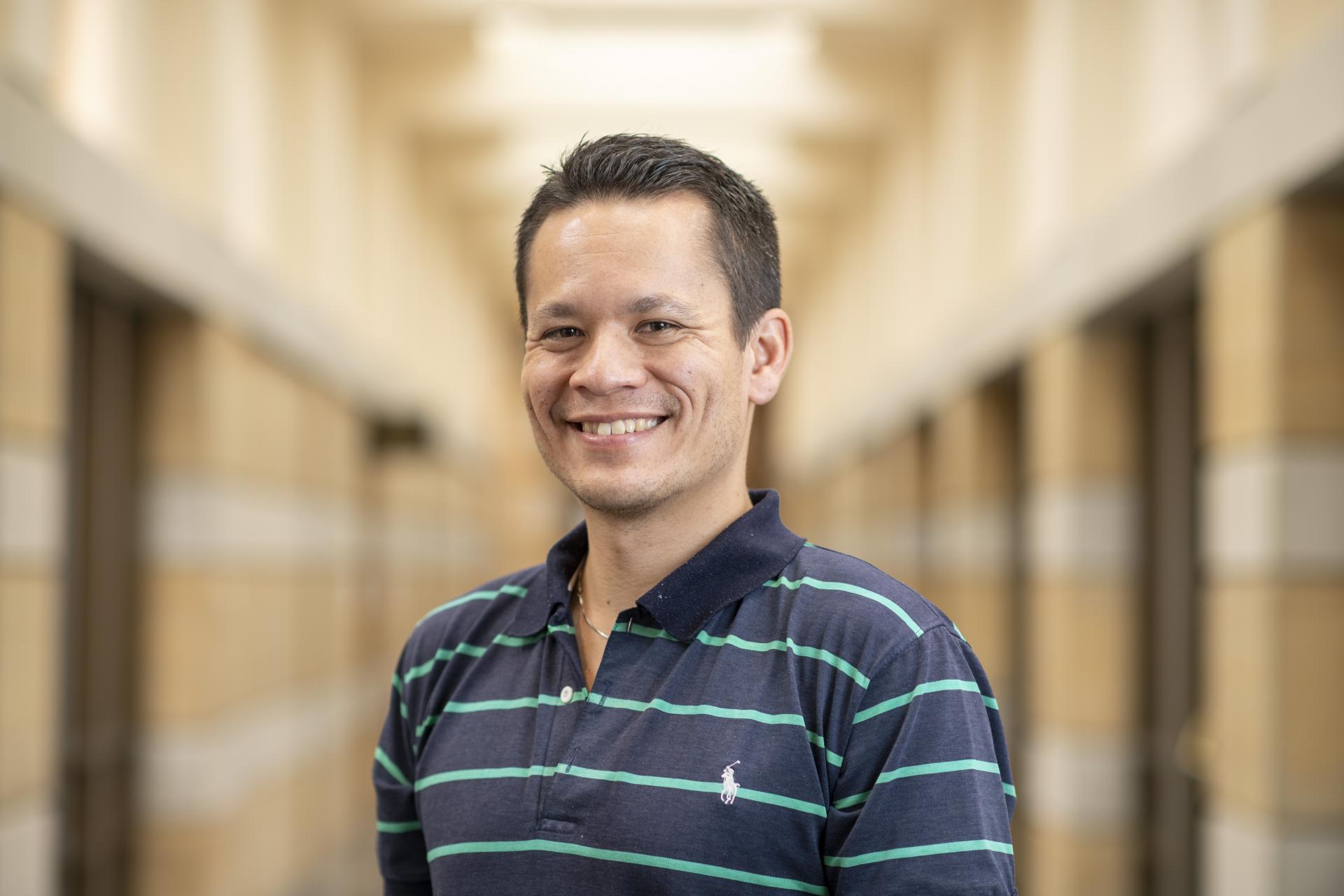 Faculty Fellow Marc Müller