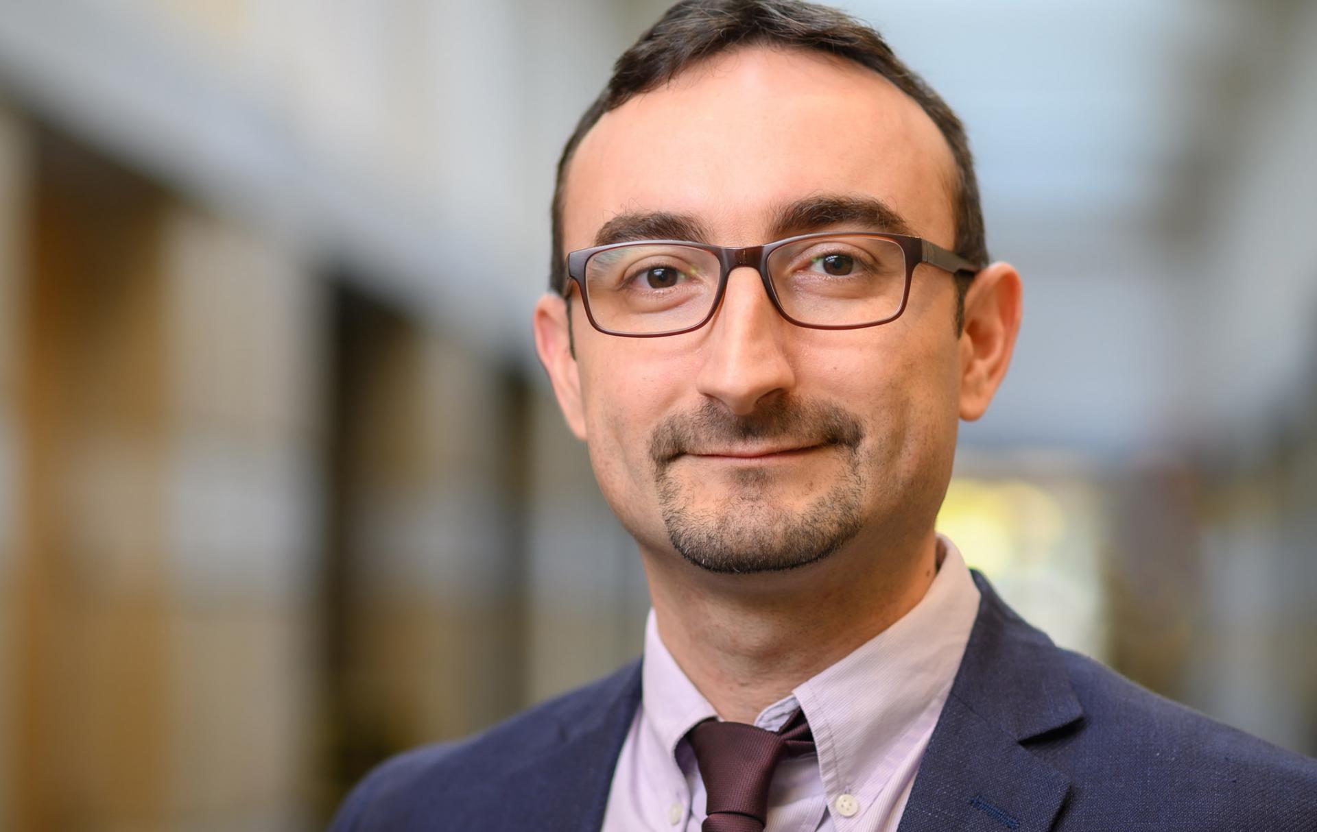 Patrizio Piraino, director of the Ford Program in Human Development Studies and Solidarity