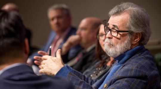 Kellogg Advisory Board Chair Joe Loughrey