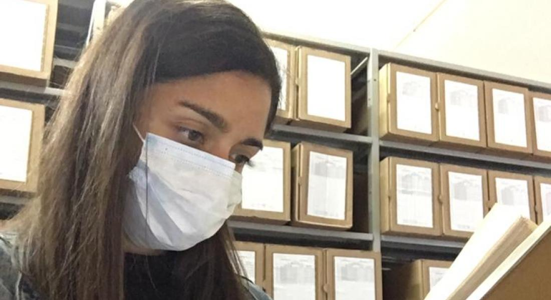 Ana Sánchez Ramírez research in Colombia