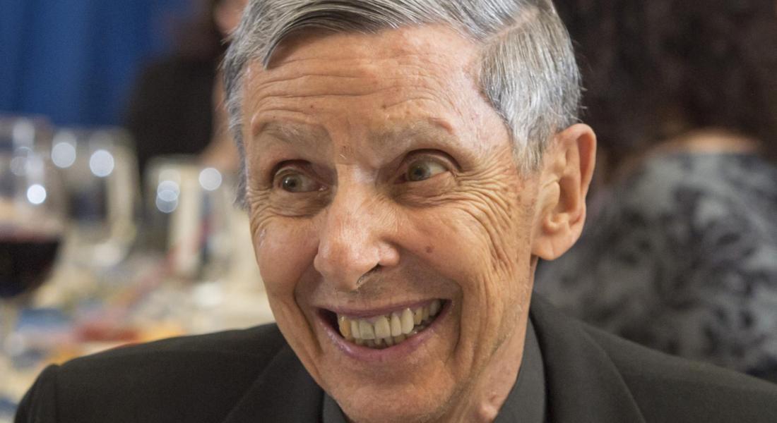 Rev Ernest Bartell, CSC