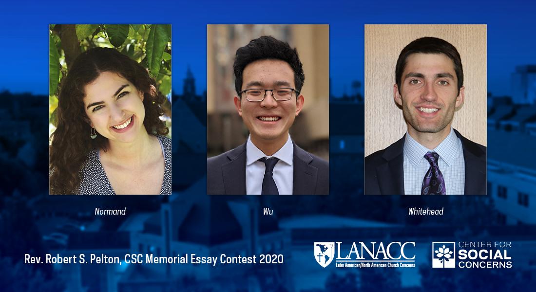 LANACC Essay Winners