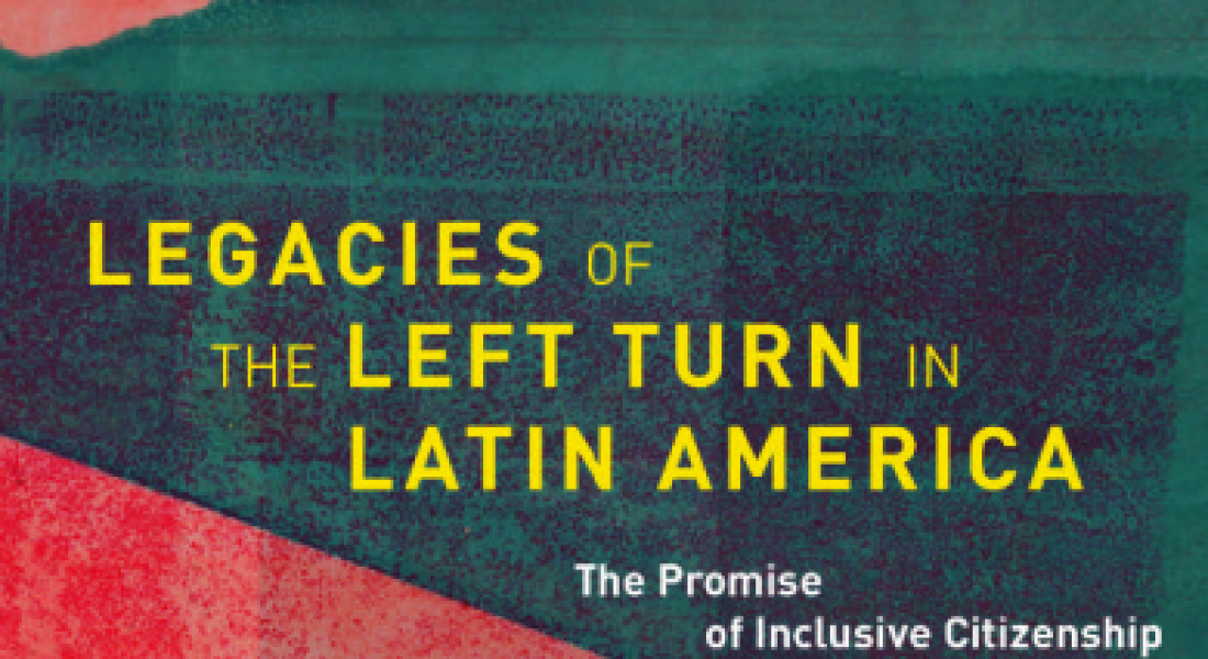 Legacies of Left book cover