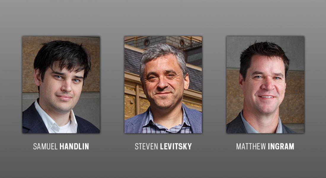 Handlin, Levitsky, Ingram