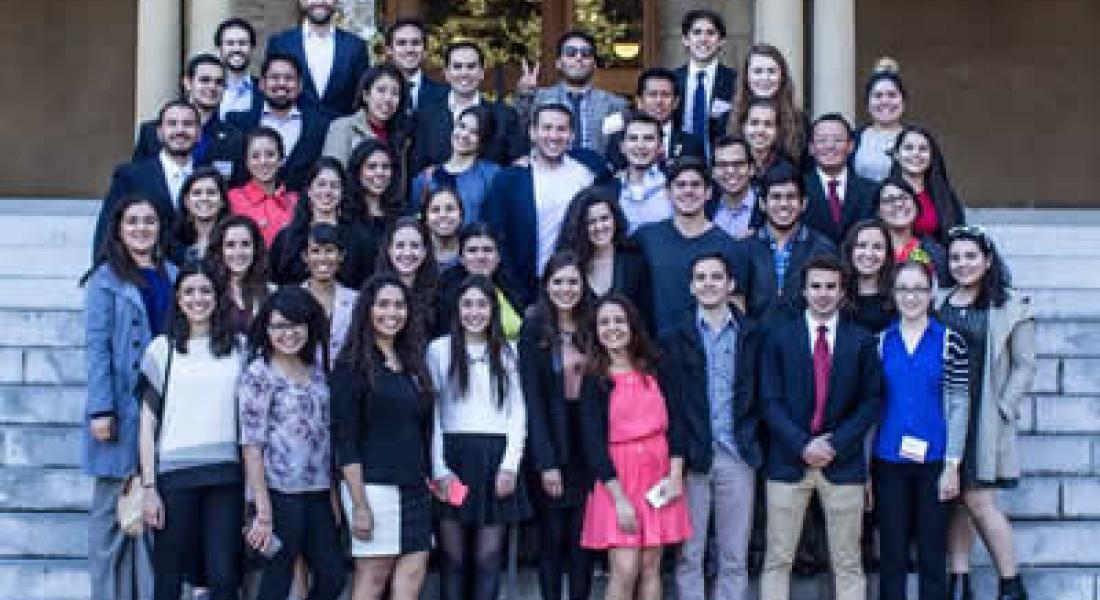 Undergraduate ISP Students