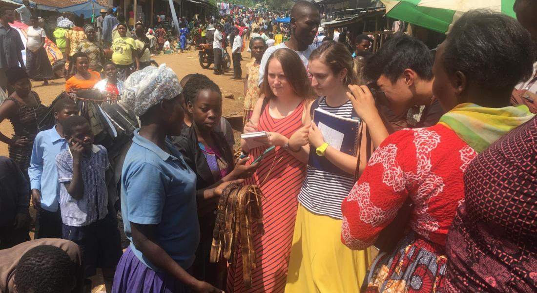 Nora Tucker Uganda