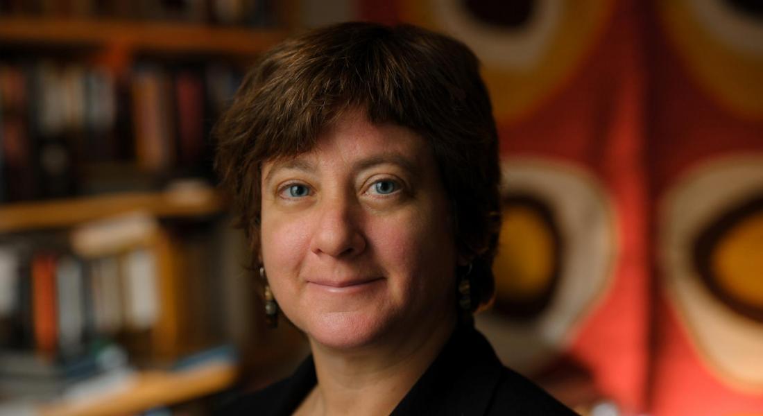Kellogg Institute Faculty Fellow Karen Graubart