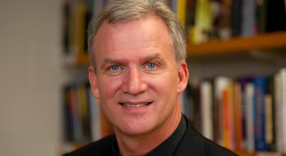 Kellogg Faculty Fellow Rev. Daniel Groody, CSC