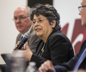 Former Visiting Fellow Margarita López Maya