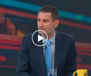Diego Sanchez-Ancochea on CNN Chile, Sept 2019