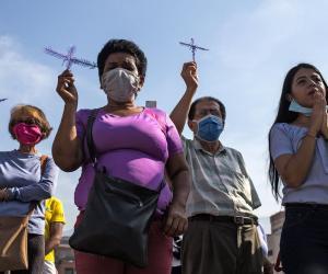 Catholic Church Urges Venezuelans to Unite Against Coronavirus