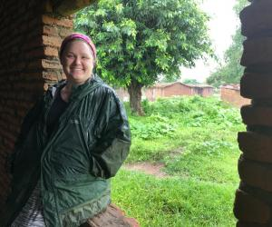 Kellogg PhD Fellow Emily Maiden, Malawi 2017