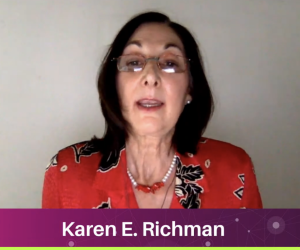 Faculty Fellow Karen Richman