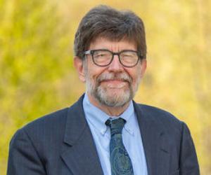 Faculty Fellow Jim McAdams receives Ružomberok award