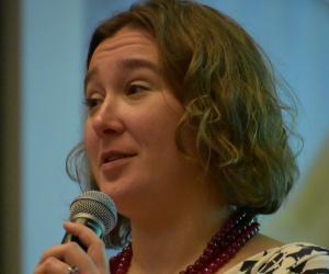 Faculty Fellow Erin Metz McDonnell