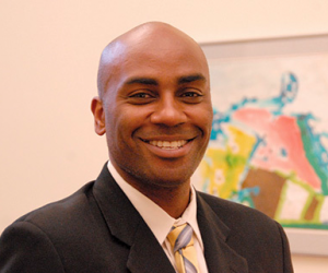 Kellogg Institute Faculty Fellow Ernest Morrell