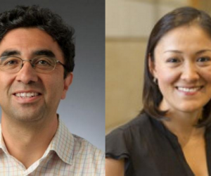 Faculty Fellow Guillermo Trejo and Former Visiting Fellow Sandra Ley