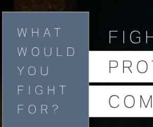What Would You Fight For?