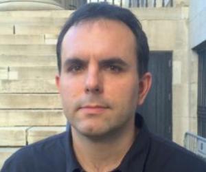 Former Visiting Fellow Sean Mitchell