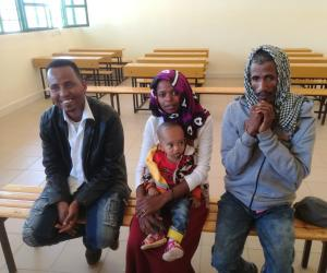Humanitarian Corridor family