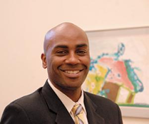 Kellogg Institute Faculty Fellow Ernest Morrell