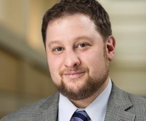 Faculty Fellow Joshua Eisenman