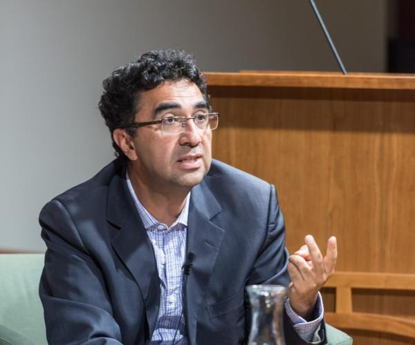 Faculty Fellow Guillermo Trejo
