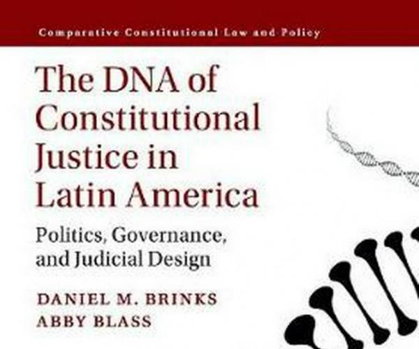 New book by Daniel Brinks and Abby Blass