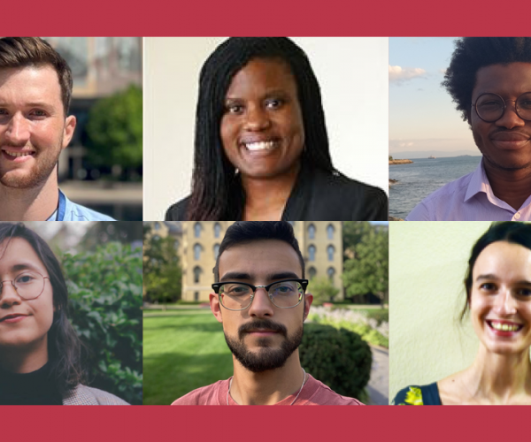 Kellogg PhD Fellows 2021-22