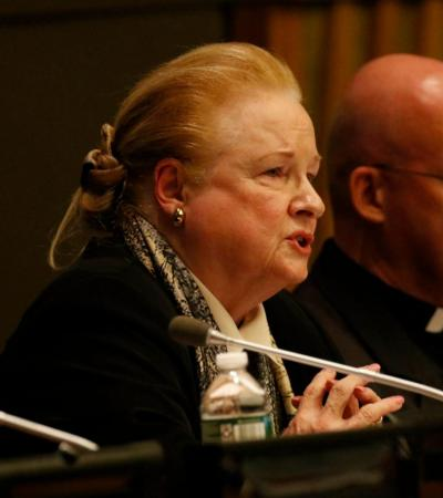 Catholics are like the leaven in the loaf' of U.N.'s work, says Glendon