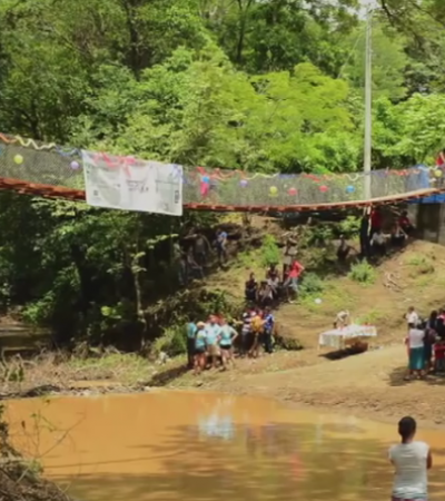 Fighting to Build Bridges in Honduras