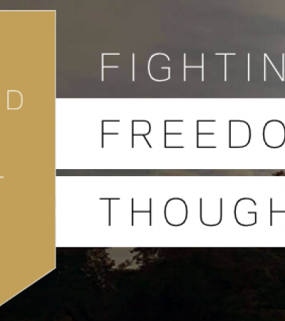 Fighting for Freedom of Thought