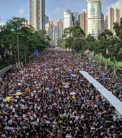 Flash Panel: Hong Kong in Crisis