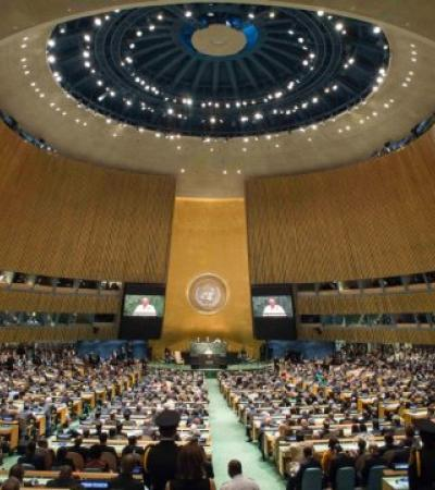 The United Nations at 75: Catholic Perspectives