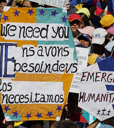 Venezuela: Humanitarian Crisis and Perspectives for Change