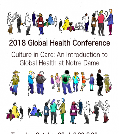 Student Global Health Conference 2018