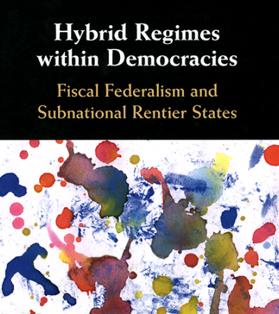 Hybrid Regimes book cover