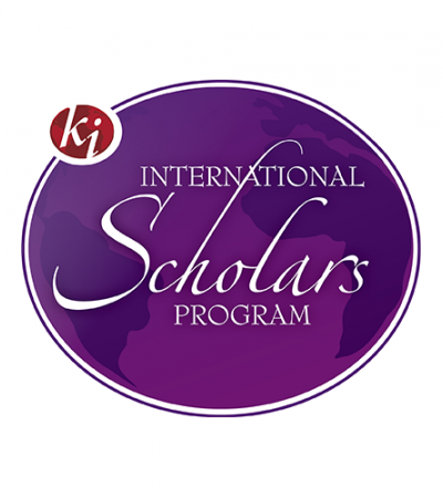 International Scholars Program logo