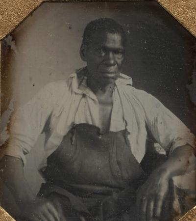 Issac Jefferson c. 1845