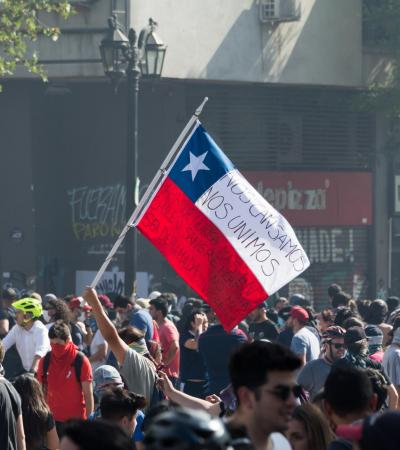 Protests in Chile - Fall 2019