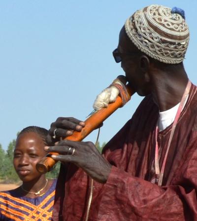 Mali musicians