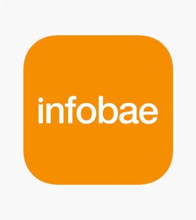 infobae logo