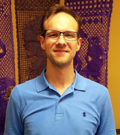 Kellogg PhD Fellow Benjamin Garcia-Holgado