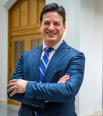 Kellogg Institute Director Paolo G. Carozza