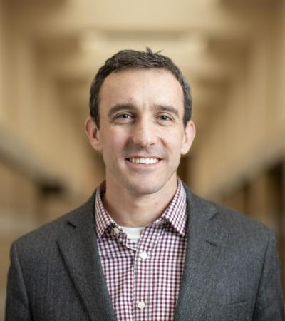 Kellogg Faculty Fellow TJ D'Agostino