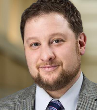 Faculty Fellow Joshua Eisenman