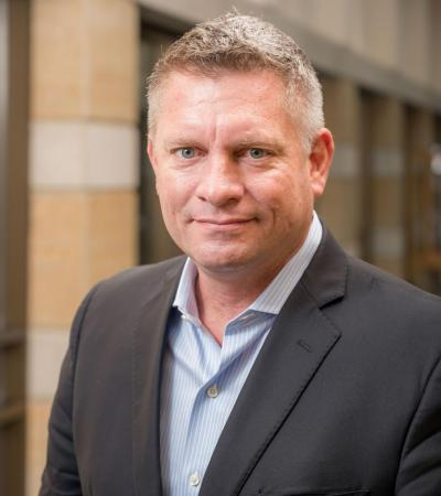 Kellogg Institute Advisory Board member F. James Meaney
