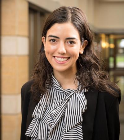 Kellogg Institute Advisory Board member Magdalena Guzman
